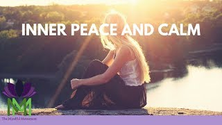 Guided Meditation for Inner Peace and Calm / Mindful Movement