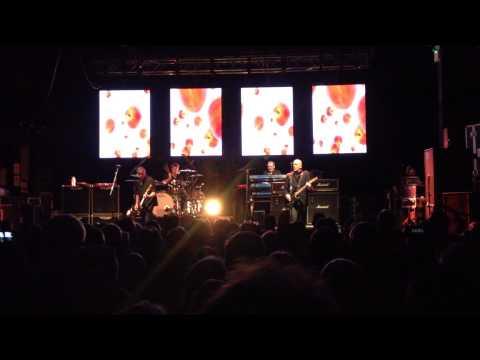 The Stranglers - Peaches Live in Newcastle 14/3/14