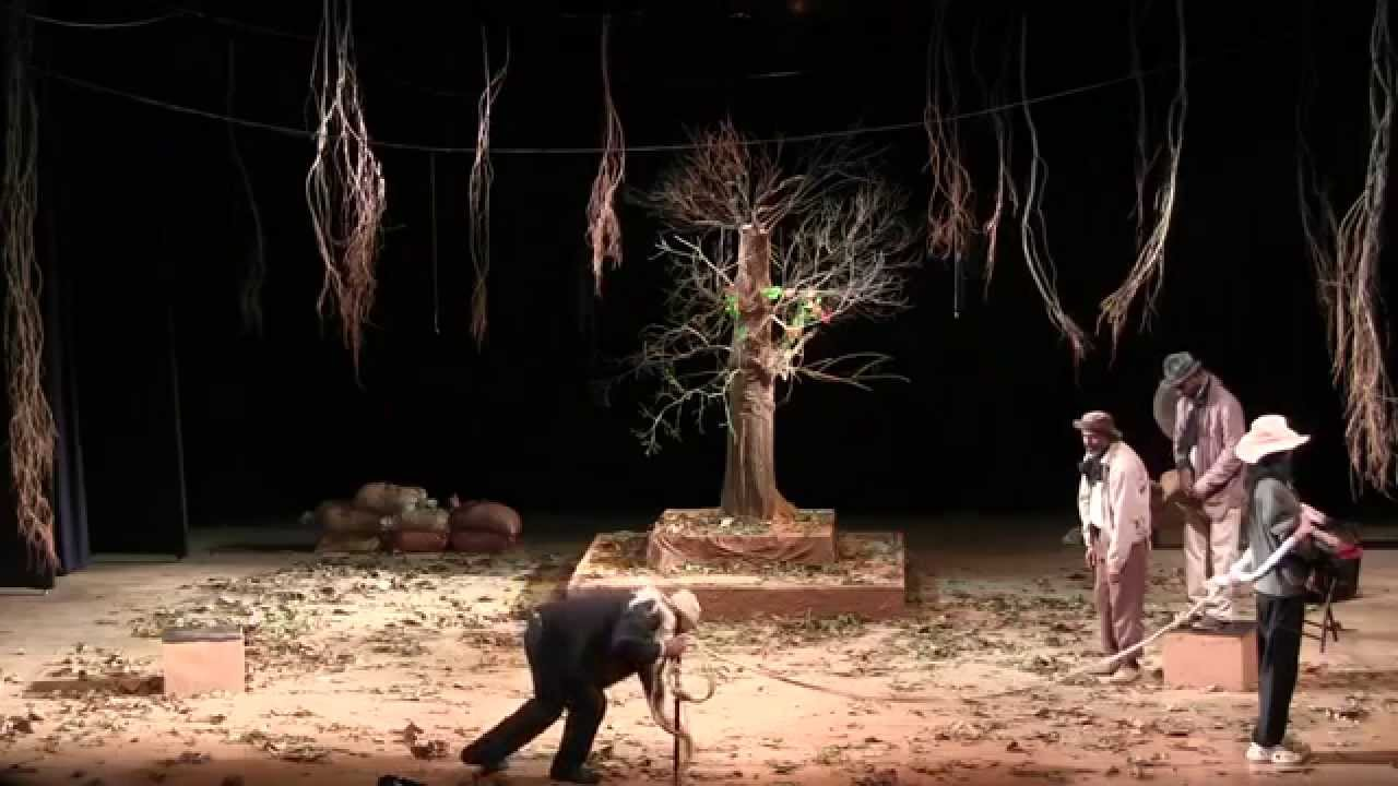 "waiting for godot play analysis Samuel beckett""s most noted play waiting for godot which when the play is subject to a discourse analysis in terms of."