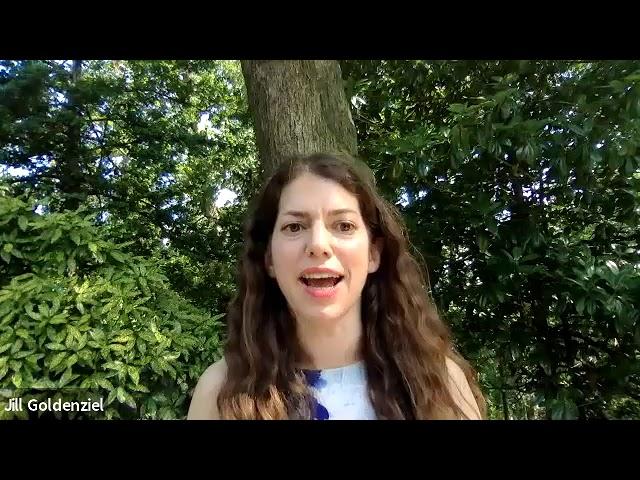 I-CONnect -- Five Questions with Jill Goldenziel