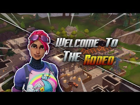 Welcome To The Rodeo - Fortnite Edit