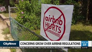 Gambar cover Concerns grow over Airbnb regulations
