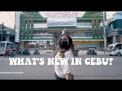 WHAT'S NEW IN CEBU: The newest mall in Colon St., Cebu -- ICONIQUE MALL 😍