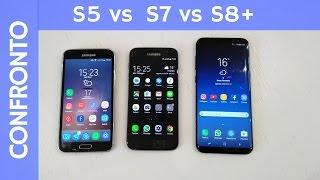 Da Samsung S5 a S8   I tempi cambiano