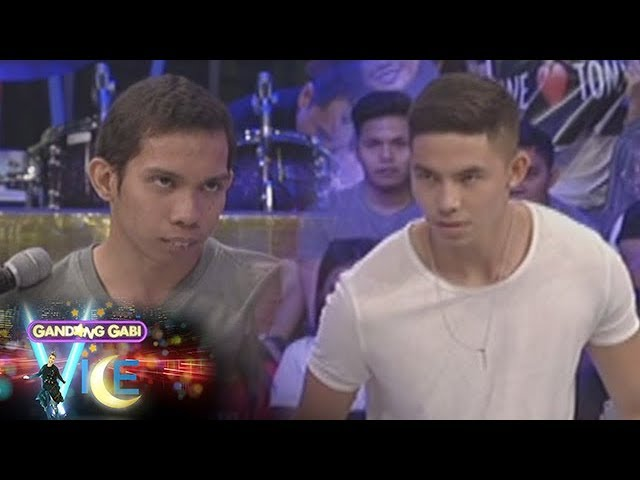 GGV: Tony Labruca shows his acting skills