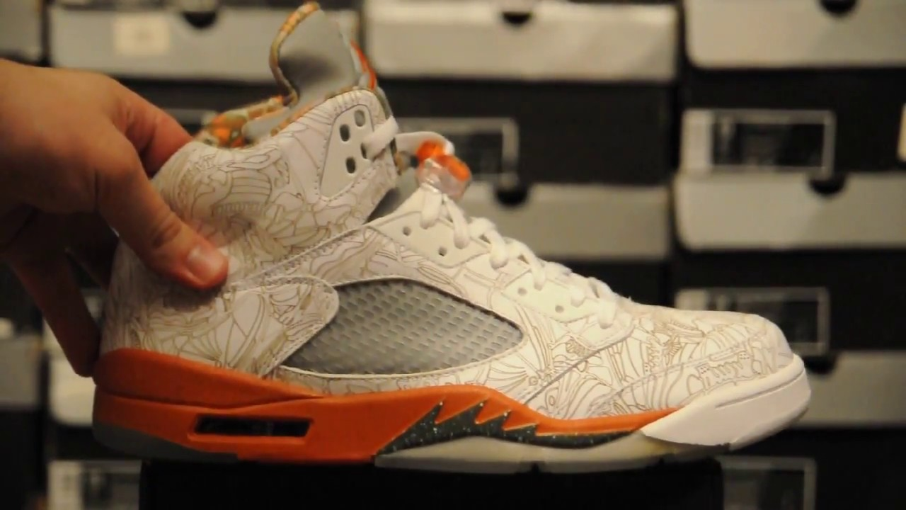new style 194fb df6b9 2007 Air Jordan 5 (V) Retro RA   Laser   (315749 131)