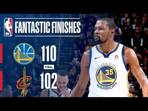 NBA Finals: Golden State Warriors take 3-0 lead on Cleveland Cavaliers