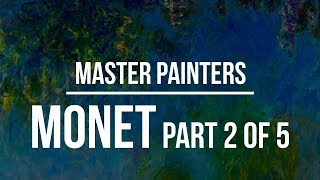 Claude Monet (1840-1926) Volume 2 of 5 - 4K Ultra HD - A collection of paintings