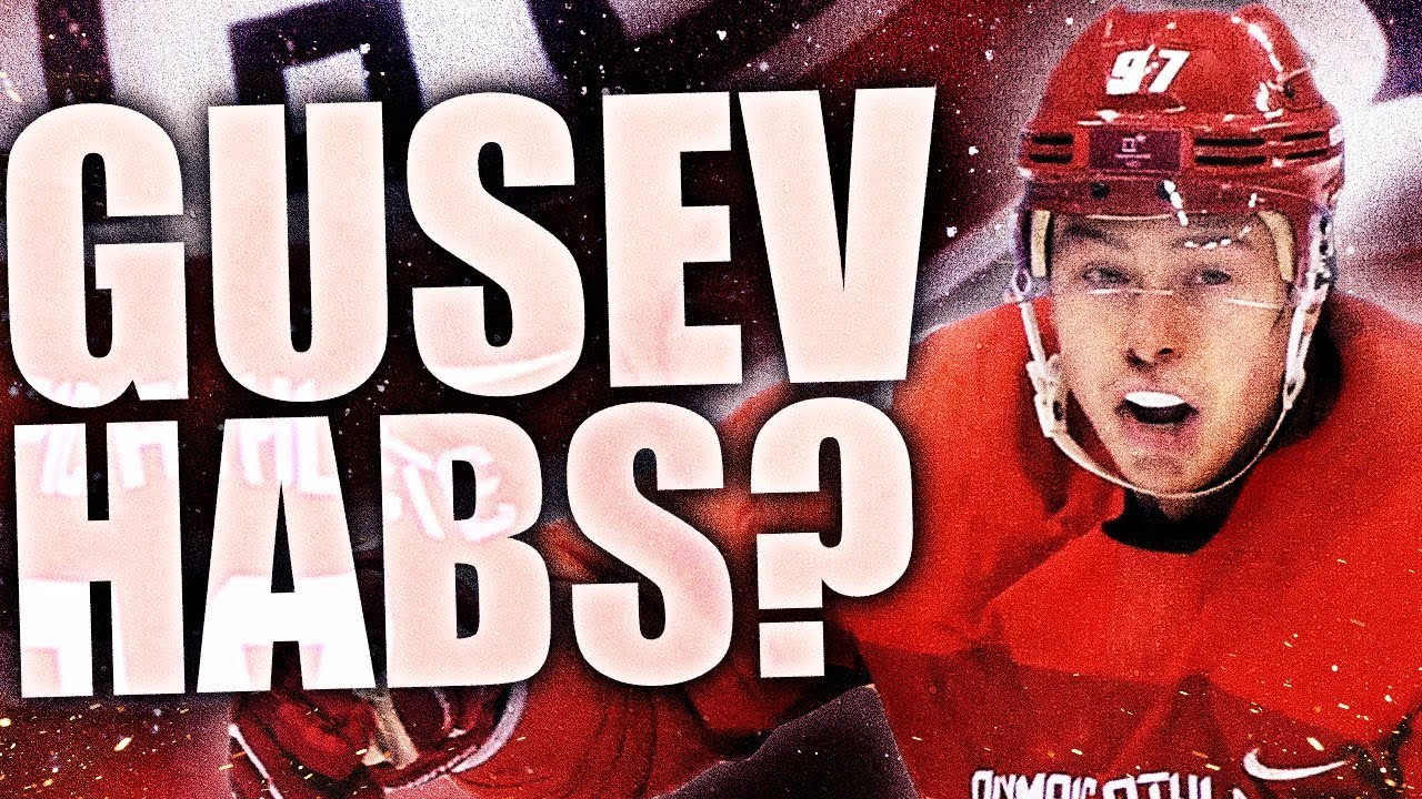 What If Nikita Gusev Played For The Montreal Canadiens Next Season? NHL  Trade Rumours / Discussion