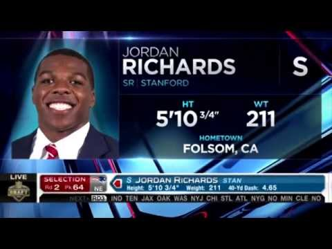 Greg Cosell talks Jordan Richards on the Ross Tucker Football Podcast | 5.7.15