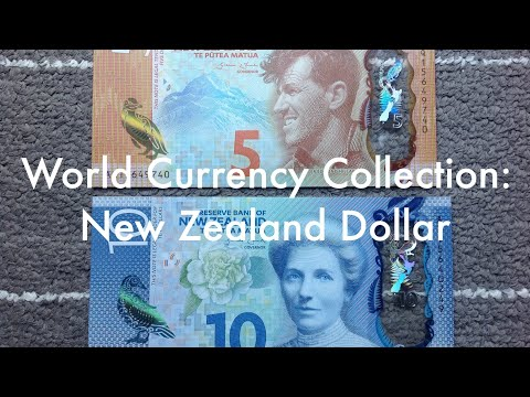 World Currency Collection: New Zealand Dollar 🇳🇿