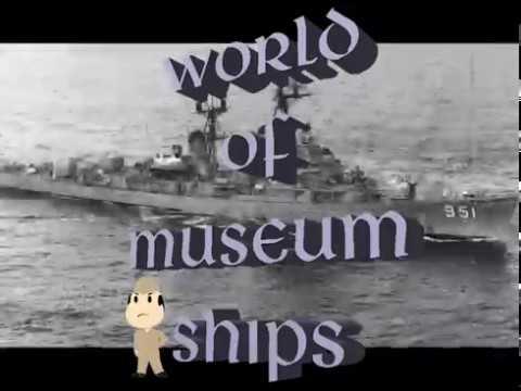 Arkansas Inland Maritime Museum Tour