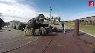 Szkolenie strzelców wyborowych w Wesołej