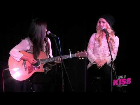 Megan and Liz Live in the KISS Music Theater