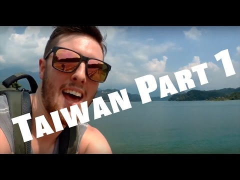 Aussies take over Taiwan - Part 1