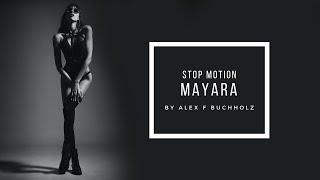 Stop Motion   Fashion Photoshoot with Mayara Fonseca
