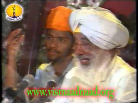 Bhai Prithipal Singh Kang : Raag Mali Gaura  - Adutti Gurmat Sangeet Samellan 1991