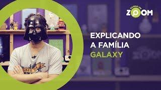 Qual o Melhor Celular SAMSUNG? - Entendendo a Família Galaxy | DANDO UM ZOOM #94