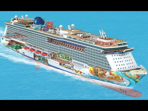 NORWEGIAN GETAWAY Baltic Cruise Day At Sea YouTube - Baltic cruise