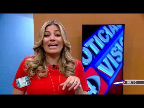 Noticias 4 Visión edición estelar en vivo! Viernes 11 de septiembre 2020