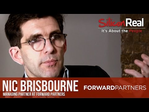 Nic Brisbourne - Founder of Forward Partners | Silicon Real