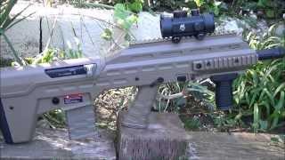 custom aps uar urban assault rifle why so much hate