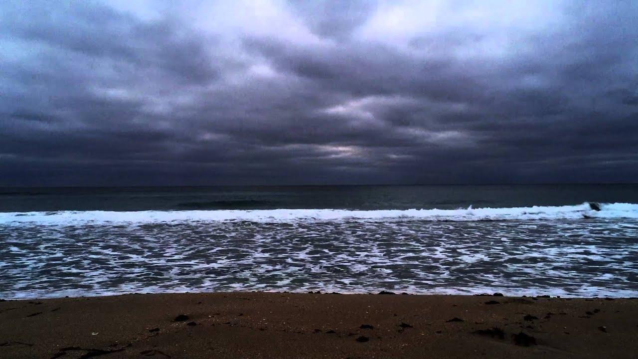 Overcast Sunrise (30 minutes) - YouTube