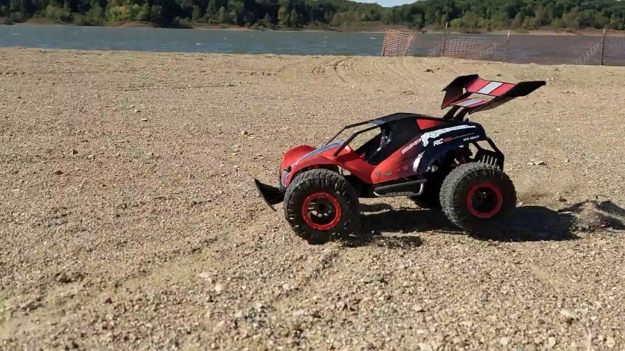 9a226840579 Review of the NEW BRIGHT 1:12 R/C PRO DUNE REBEL - YouTube