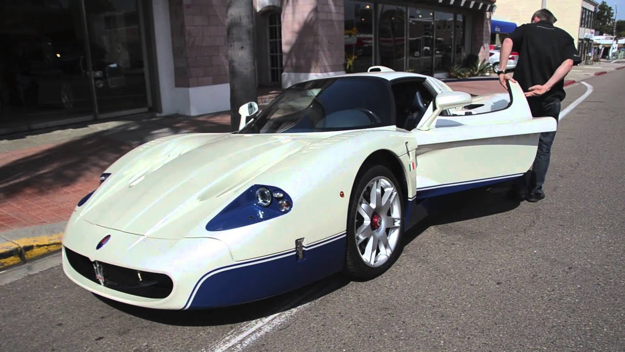 Maserati Mc12 Symbolic Motor Car Company Hd Youtube