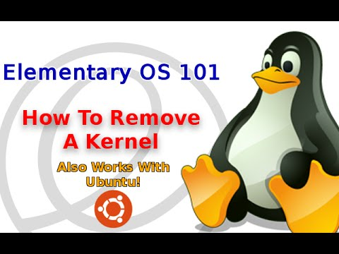 Elementary OS 101: Removing A Kernel (Also Works On Ubuntu!)
