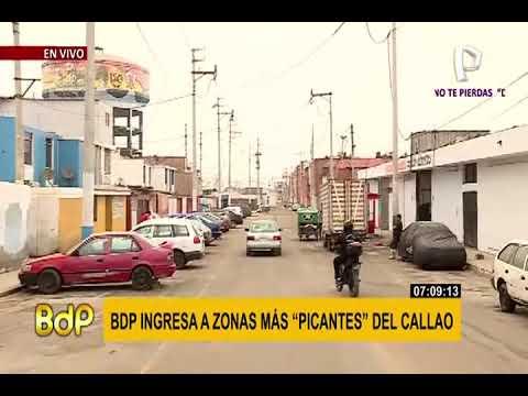 """Estas son las zonas más """"picantes"""" del Callao (2/2)"""