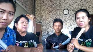 CHALLENGE TRY NOT TO LAUGH (Kru Evella Fm Palangkaraya)