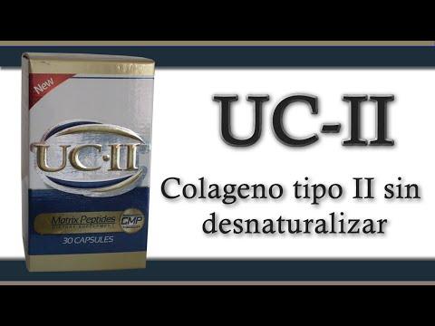 UC-II Para La Salud Articular