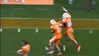 Michael Palardy 19-yard Game Winning FG Tennessee vs. South Carolina