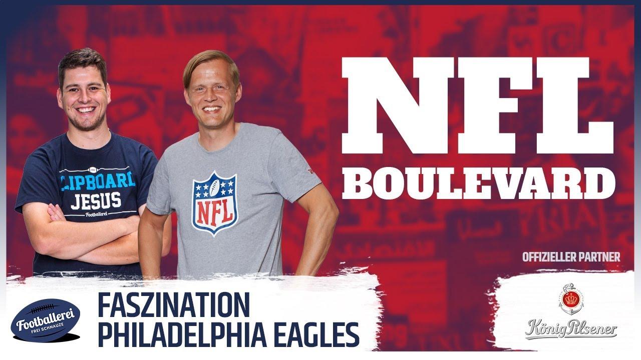 Download NFL Boulevard #74: Die Faszination Eagles   Footballerei