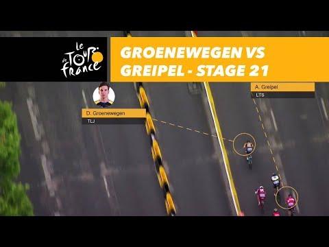Groenewegen vs. Greipel - Tour de France 2017