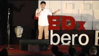 La  poesía puede salvarnos   César Enrique Ávalos Galicia   TEDxIberoPuebla