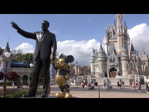 Magic Kingdom 2019 Tour And Overview | Walt Disney World Resort Orlando Florida