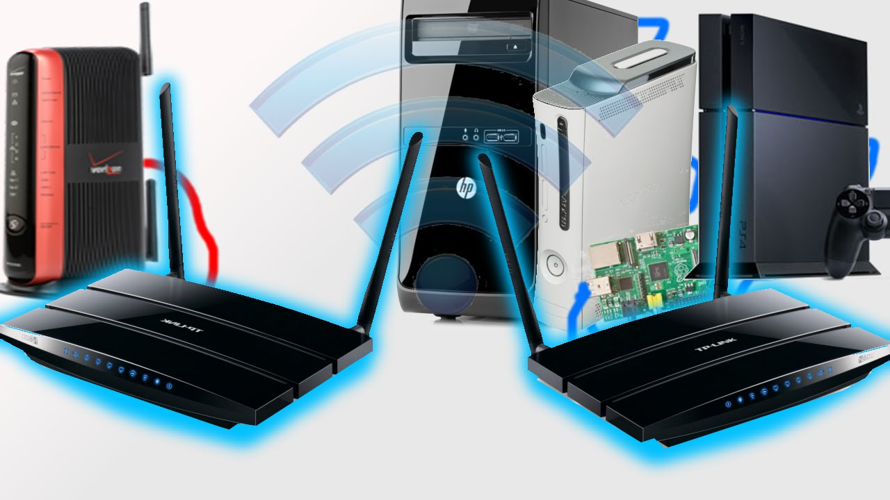 Create a 5ghz wireless bridge for under $100 (Using 2 TL-WDR3600 ...