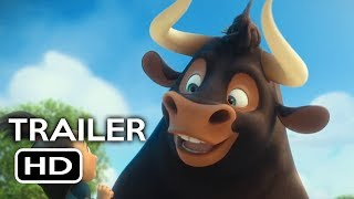 Ferdinand Official Trailer 3 2017 John Cena Animated Movie HD