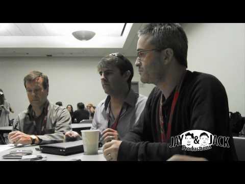 Alex Kurtzman & Roberto Orci on Hawaii Five-O. (HD) Exclusive! Comic Con 2010
