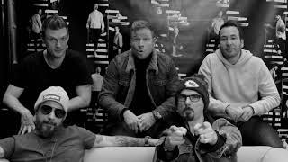 Backstreet Boys saludan a sus fans chilenos   Festival de Viña del Mar 2019