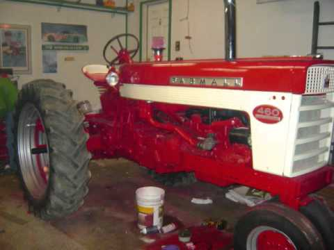 Farmall 460 Youtube