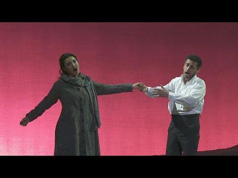 خوان ديغو فلوريز وأولغا بيريتياتكو يبدعان في أداء أوبرا -عروس لامرمور-…  - نشر قبل 31 دقيقة