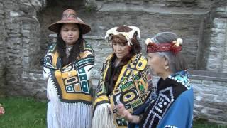 Copper Maker Dancers - Kwakiutl Indians´ Culture