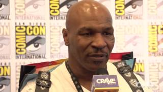 Comic-Con 2014: Mike Tyson Mysteries Interview With Mike Tyson Thumbnail