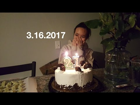 My 21st Birthday (vlog) Angel Chi