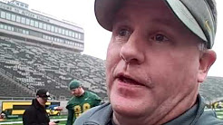 Chip Kelly After Practice on the UW Game 11/4 by DuckTerritory