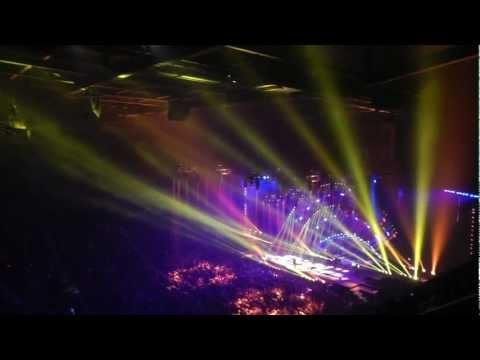Trans-Siberian Orchestra 11-23-2012: Requiem - Uncasville, CT 8pm TSO