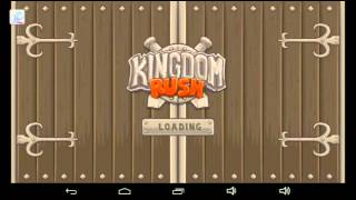 How to hack Kingdom rush on Android 2015
